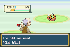 Pokemon Fire Red - Battle  - how is this possible - User Screenshot